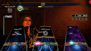 Rock Band 4 - Gone Away - The Offspring - Full Band [HD]