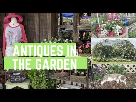 Antiques in the Garden 2019