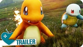 POKÉMON GO All Trailers (2016) iOS, Android Game