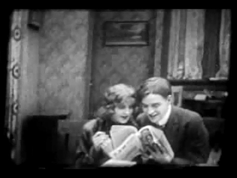 """""""The Reformers"""" (1913) director D. W. Griffith cinematographer Billy Bitzer"""