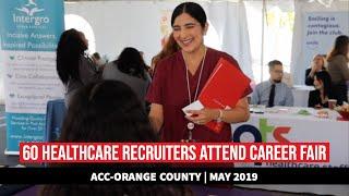ACC-OC Career Fair: May 2019