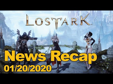 MMOs.com Weekly News Recap #229 January 20, 2020