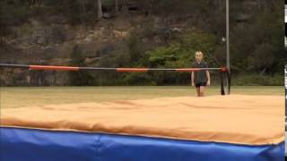 Little Athletics Getting Started High Jump