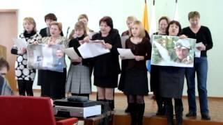Поздравление Управления финансов с 23 февраля 2010 года