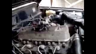 Turbo Diesel Engine Daihatsu Taft F69 Hiline (aka Rugger / Fourtrack / Rocky)