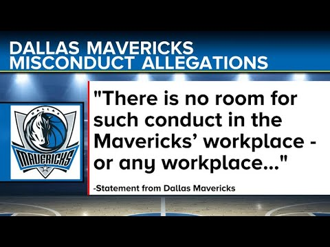 Report reveals sexual misconduct allegations in Dallas Mavericks organization
