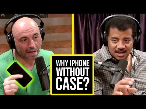 Brilliant Reason Why Neil deGrasse Tyson Doesn't Put Cover on His iPhone