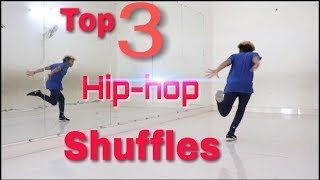Top 3 Amazing Hip hop Shuffle Variations You Should Learn