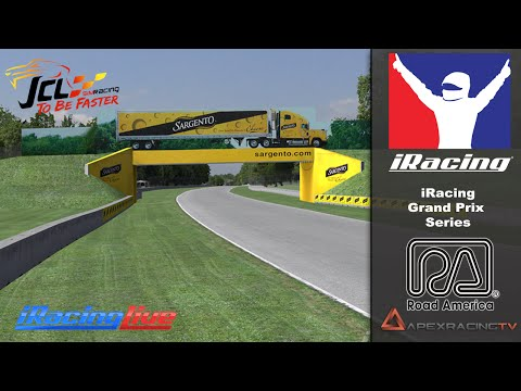iRacing: Grand Prix Series - Road America