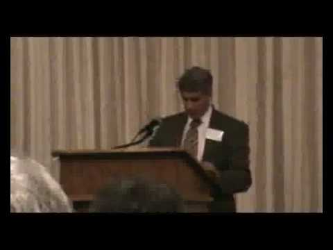MCFL 2009 Dinner Keynote Speech Part 1 of 4