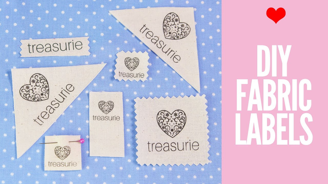 This is a photo of Printable Fabric Labels with regard to sticker