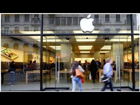Apple-Store in Zürich geräumt: Qualmender Handy-Akku löst Feuerwehreinsatz aus
