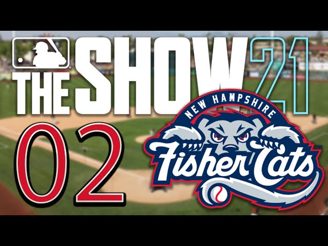 MLB THE SHOW 21 | Road to the Show | Let's Play - #02