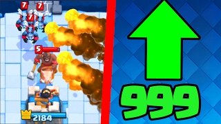 The MOST Unstoppable Deck in Clash Royale!? (ALMOST IMPOSSIBLE TO BEAT!)