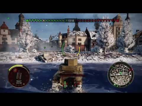 Hurricanes World of Tanks