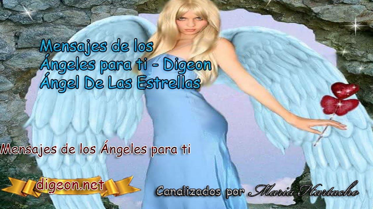 💌 MENSAJES DE LOS ÁNGELES PARA TI - DIGEON 11 de Agosto - Ángel De Las Estrellas 💌