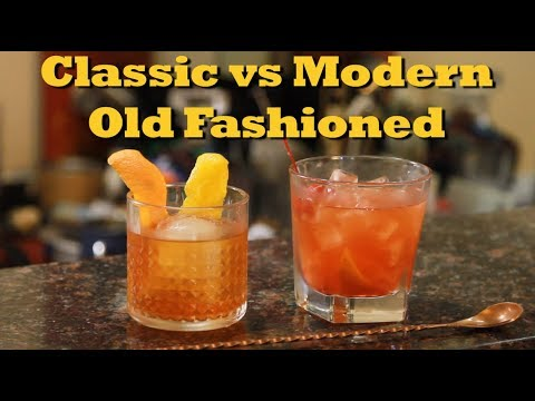 The Classic vs. The Modern Old Fashioned | Drinks Made Easy