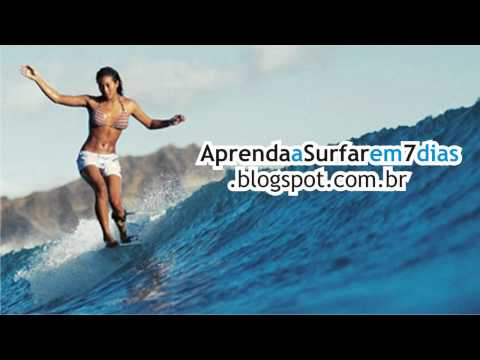 Gatas no Surf -HD Never Sleep - Gunna Olsen