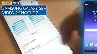 Samsung Galaxy S8 ajuste avanzado de sonido con auriculares AKG