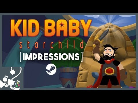Kid Baby: Starchild (PC) | Impressions
