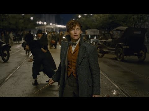Fantastic Beasts: The Crimes of Grindelwald - Official Comic-Con Full online