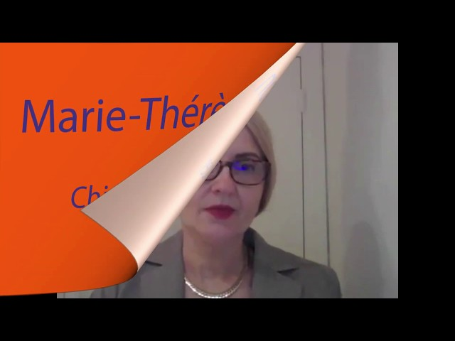 Marie-Thérèse, CFO - France