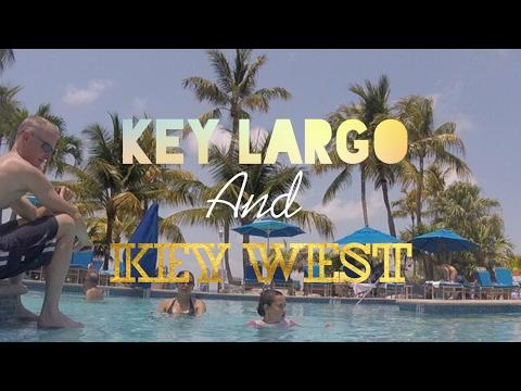 Key largo/key west || GoPro travel vlog