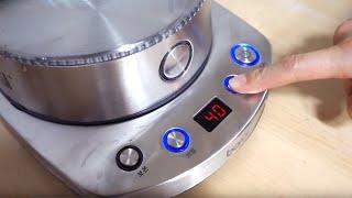 온도 유지가 가능한 보랄 전기포트로 분유도 타고 컵라면…