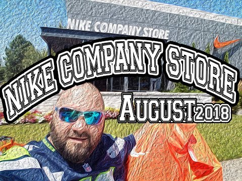 NIke Company Store  – 40% OFF – Beaverton, OR – August 2018