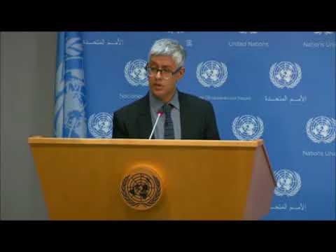 Disparition de Patrice NGANANG: l'ONU se saisit de l'affaire et promet de le retrouver et libérer