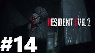 Resident Evil 2 (14) — Walka