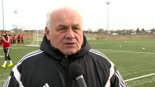 Készülnek a kisvárdai focisták - Kölcsey Tv