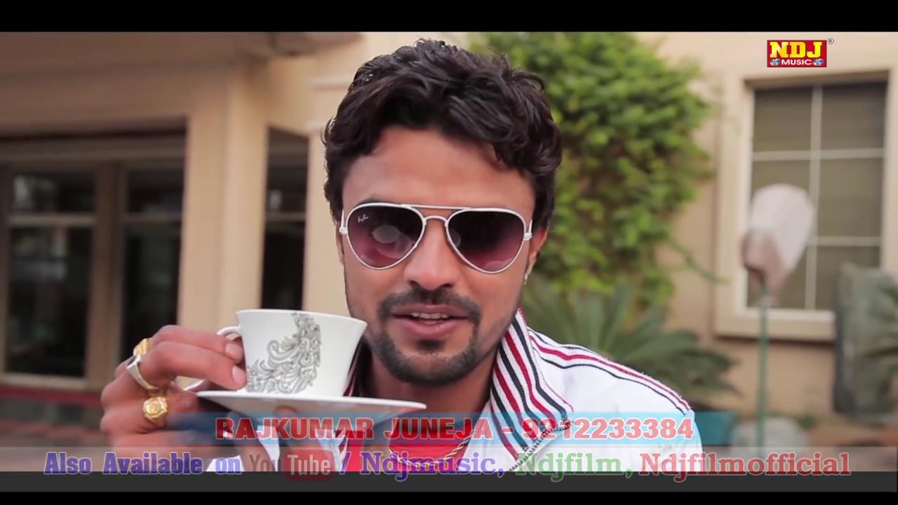 New Haryanvi Songs # Current Chhod du Chokha Re # Anjali Raghav # Sonu Garanpuria # NDJ Music