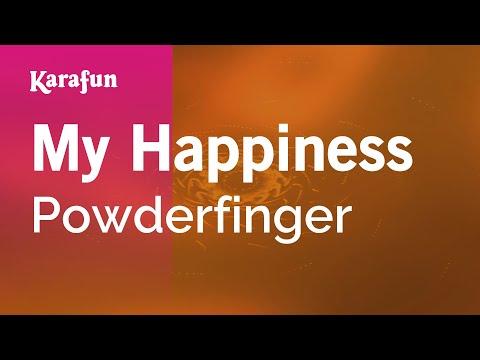 Karaoke My Happiness - Powderfinger *