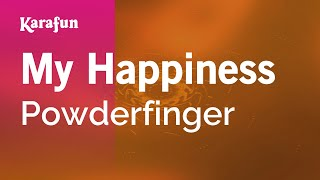 Karaoke My Happiness - Powderfinger *