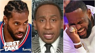 Stephen A. & Max react to Lakers vs. Clippers on Opening Night | First Take