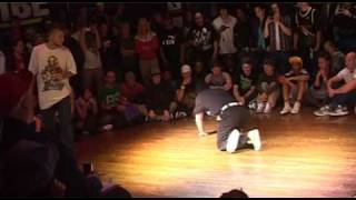 B-Boy Championships World Finals 2009 - Footwork Battle Final
