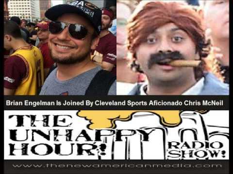 "Planning Browns ""Perfect 0-16 Season"" Parade W/ Event Organizer Chris McNeil & Host Brian Engelman."