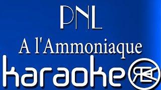 PNL - A l'Ammoniaque | Karaoké Paroles, Instru