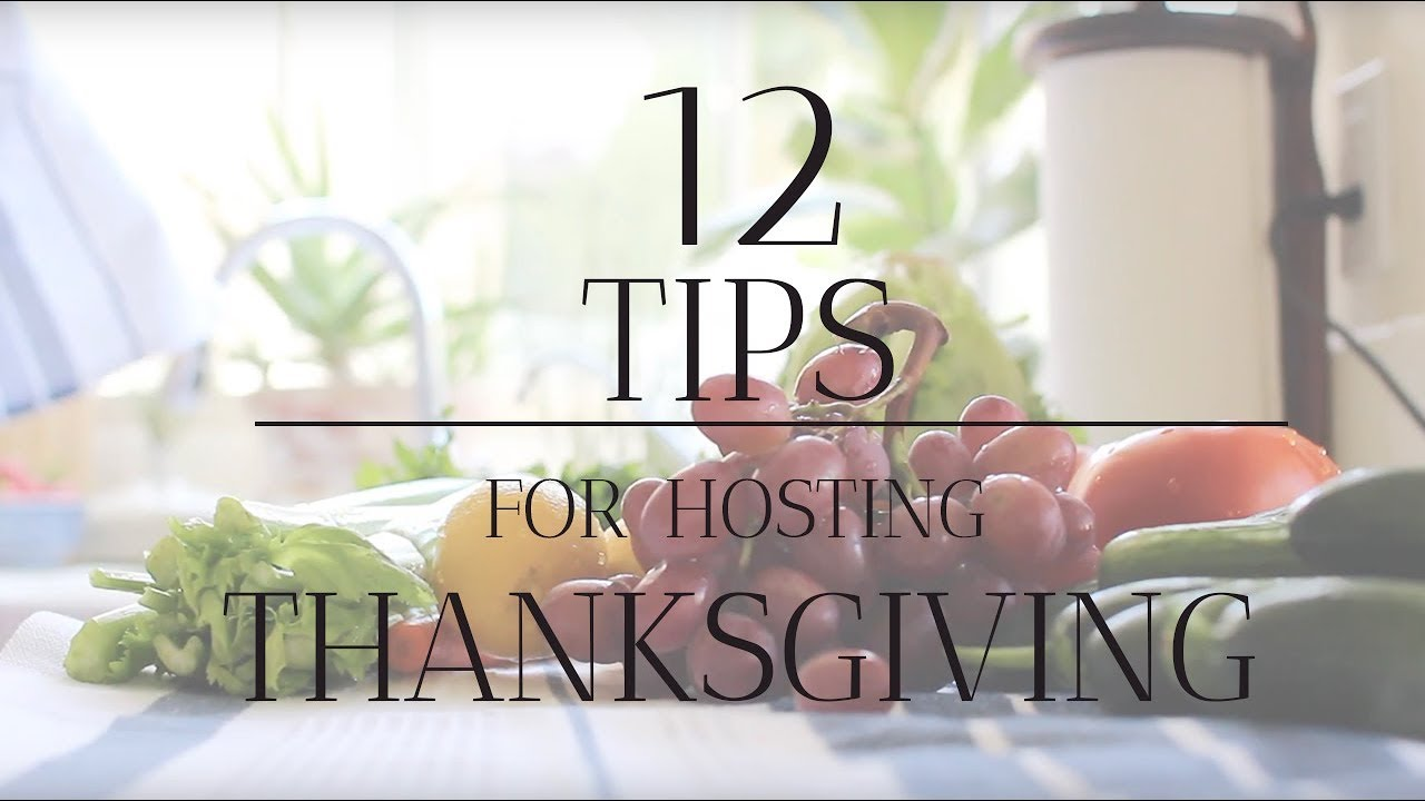 Thanksgiving tips to keep everyone happy and sane at your holiday ...