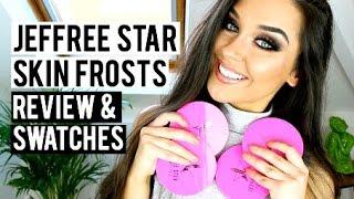 Jeffree Star Skin Frost Review & Cheek Swatches | KatesBeautyStation
