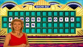 Wheel of Fortune 2003 PC run Game 7