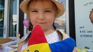 Kindertag in Gifhorn Meinung kleines Mädchen