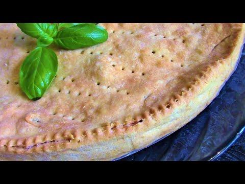 Тесто для пирога с капустой