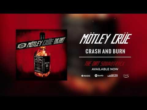 The Man Cave - Mötley Crüe - Crash and Burn (Official Audio)