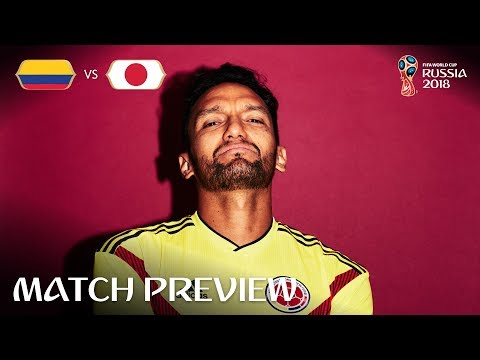 Abel Aguilar (Colombia) - Match 16 Preview - 2018 FIFA World Cup™