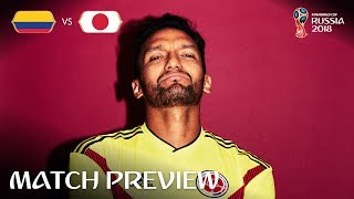 abel aguilar colombia - match 16 preview - 2018 fifa world cup