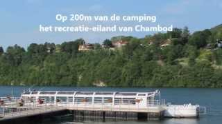 Camping de l'île Chambod (NL)