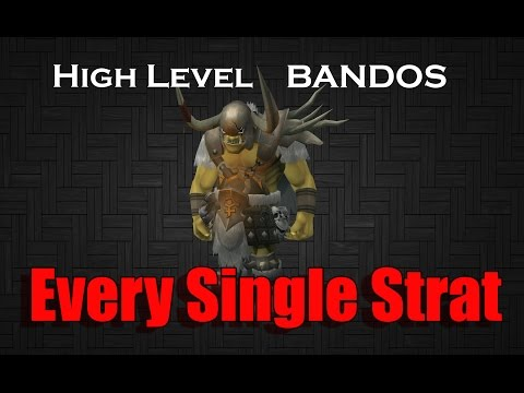 High Level Bandos Solo Guide For Legacy And EOC | Runescape 2015