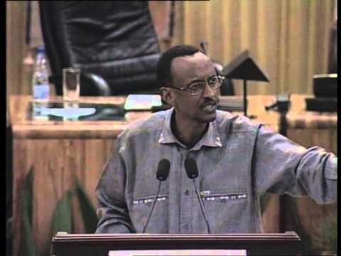 Umushyikirano- 2nd National Dialogue 2004 (part 3)